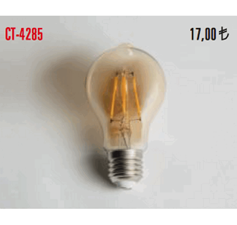 CT 4285 RUSTİK LED AMPÜL 6W -CT 4285 RUSTİK LED AMPÜLLER