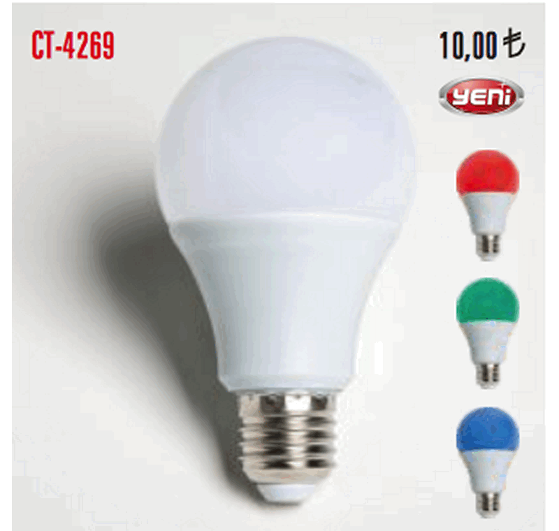 CT 4269 LED AMPÜL -CT 4269 LED AMPÜL