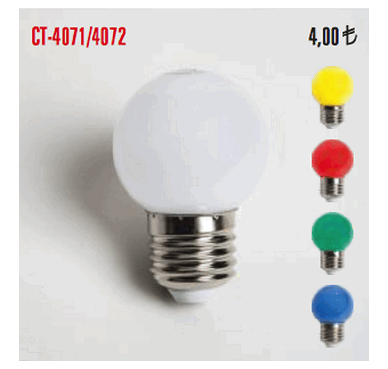 CT 4071 LED AMPÜL -CT 4071 LED AMPÜL