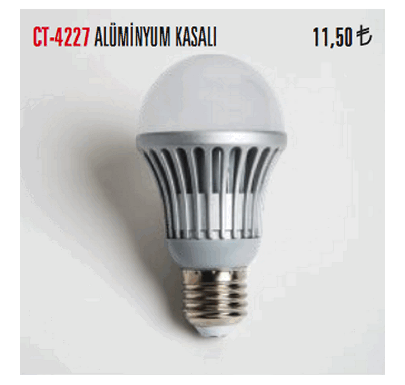 CT 4229 LED AMPÜL -CT 4229 LED AMPÜL
