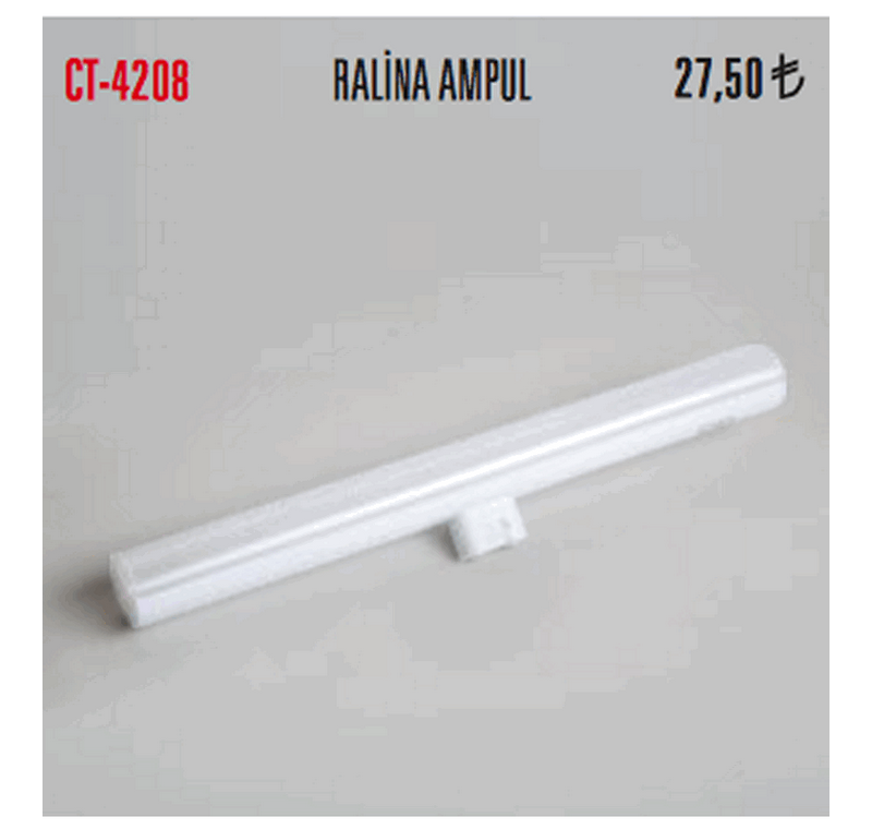 CT 4208 LED FLORESAN AMPÜLLER -CT 4208 LED FLORESAN AMPÜLLER