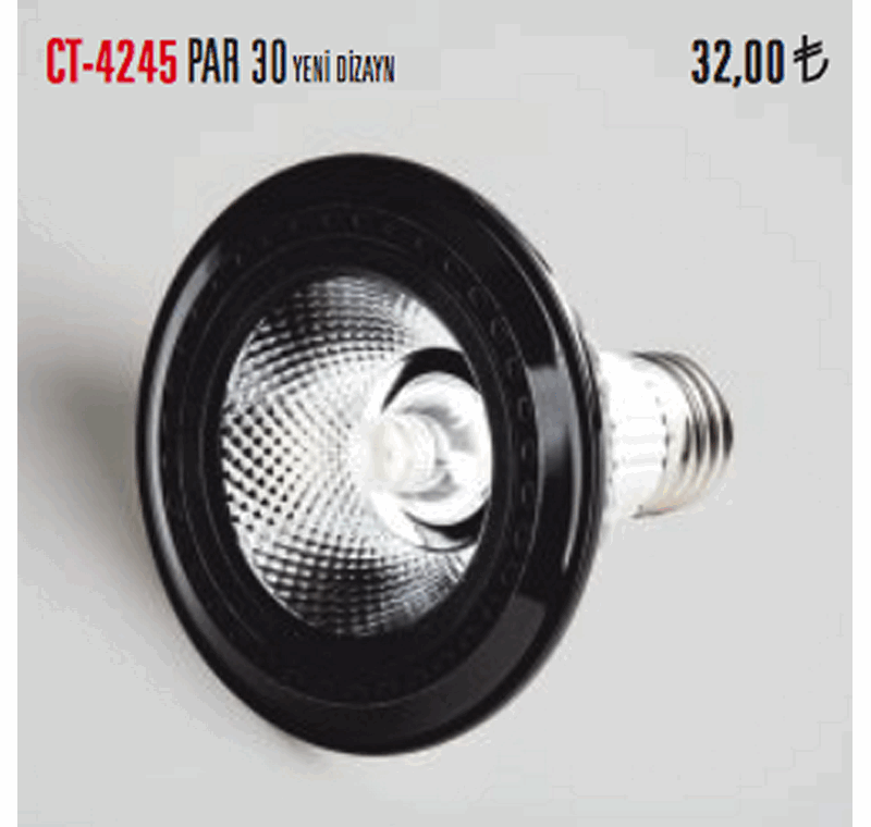 CT 4245 LED FLORESAN AMPÜLLER -CT 4245 LED FLORESAN AMPÜLLER
