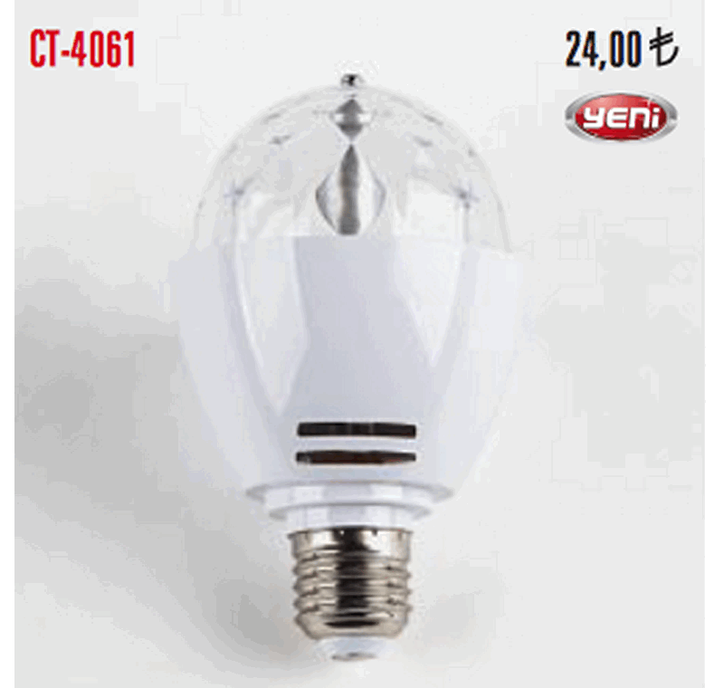 CT 4061 LED FLORESAN AMPÜLLER -CT 4061 LED FLORESAN AMPÜLLER