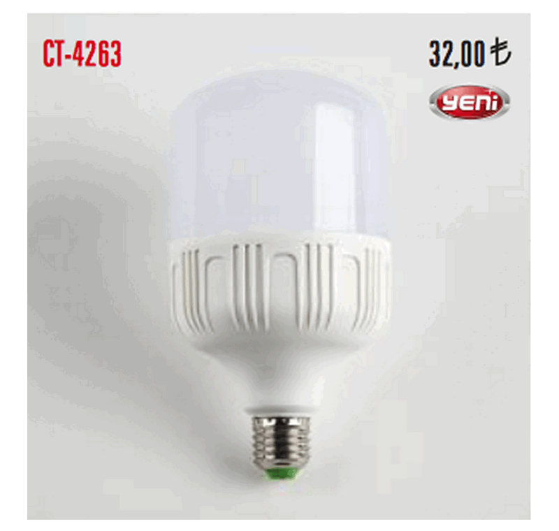 CT 4263  LED  AMPÜLLER -CT 4263  LED  AMPÜLLER